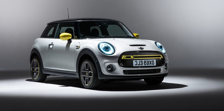 The MINI Electric Is Finally Here!