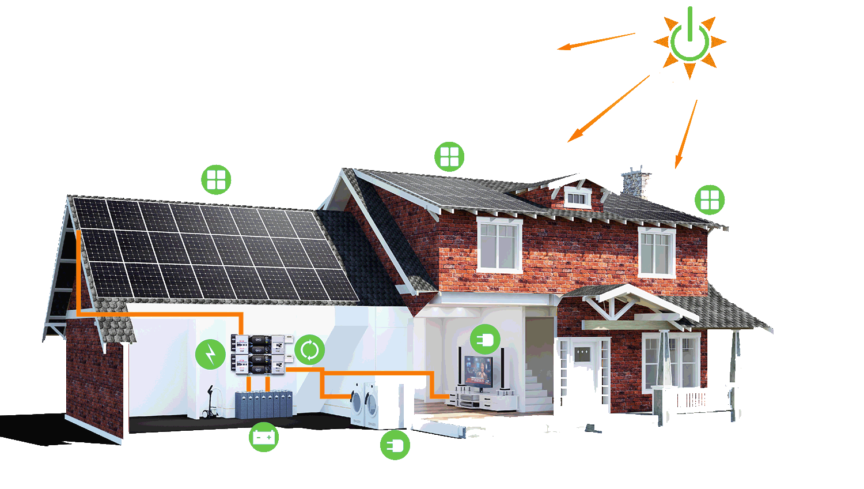 solar energy self consumption ibiza -off grid