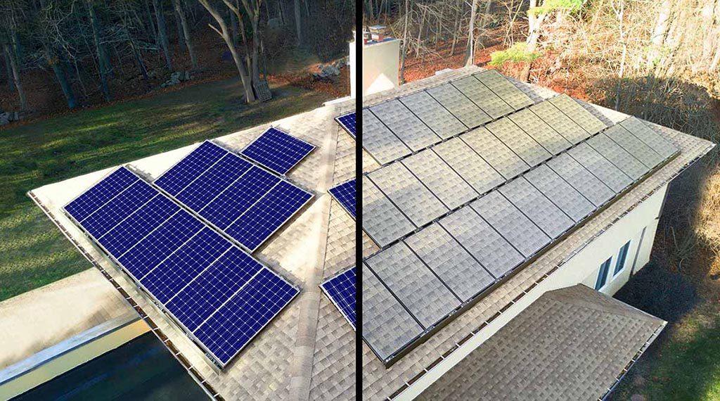 solar skins demonstation